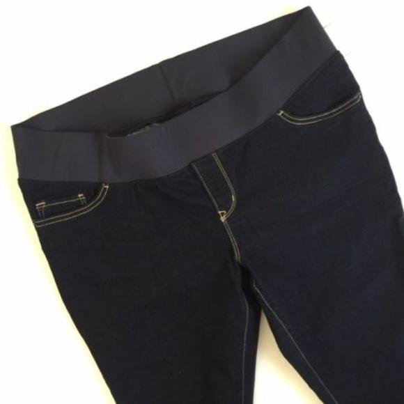 6db7e36c441c1 Old Navy Jeans | Rockstar Demi Bootcut Maternity | Poshmark